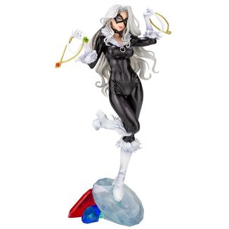 Figura Black Cat Marvel Comics Bishoujo