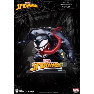 Figura Venom Marvel Comics Mini Egg Attack