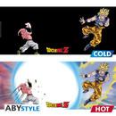 Taza Térmica Goku VS Boo Dragon Ball Z