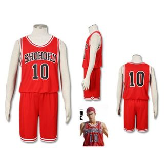 Cosplay Basket Slam Dunk - Sakuragi - Sohoku 10