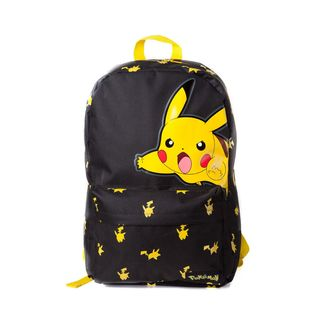 Big Pikachu Pokemon Backpack