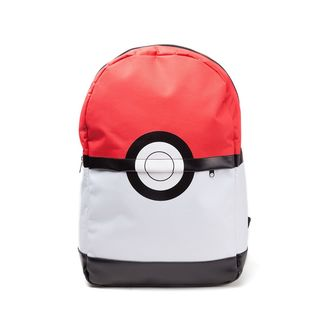 Pokeball Pokemon Backpack