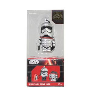 Memoria USB 16GB Capitana Phasma Star Wars