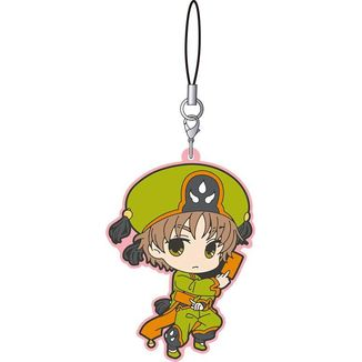 Keychain Syaoran Li Card Captor Sakura Clear Card