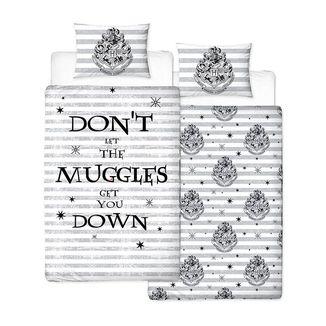 Spell Reversible Duvet Set Harry Potter