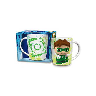Green Lantern Mug Little Mates DC Comics
