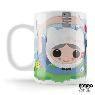 Neko Finn Mug Adventure Time
