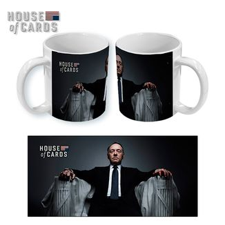 Taza House of Cards - Throne