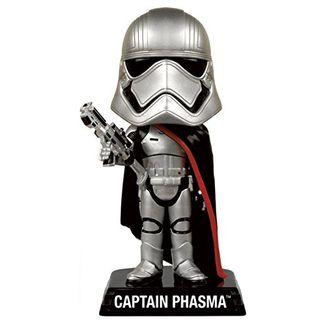 Figura Star Wars - Captain Phasma - Wacky Wobbler