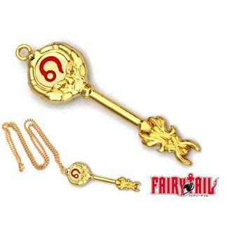 Colgante Fairy Tail - Llave Leo 7cm