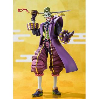 S.H. Figuarts The Joker Demon King Of The Sixth Heaven DC Comics