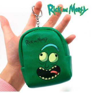 Monedero Rick y Morty - Rick Pepino