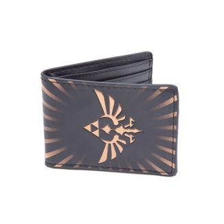 Wallet The Legend of Zelda - Gold Bi-Fold