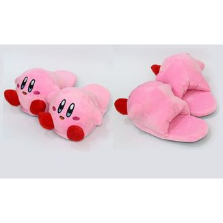Kirby Slippers Nintendo