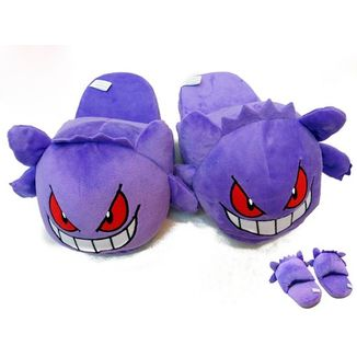 Gengar Slippers Pokemon