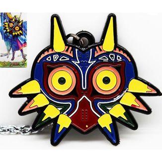 Necklace The Legend of Zelda - Majoras Mask Color N 3DS
