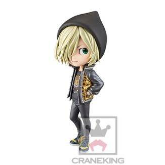 Figure Yuri on Ice! - Yuri Plisetsky - Q Posket
