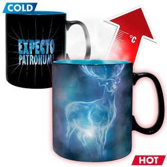Taza Térmica Harry Potter - Patronus