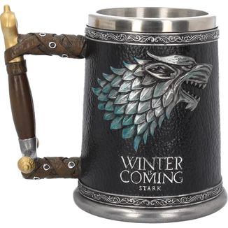 Stark Winter Is Coming Jar Game Of Thrones