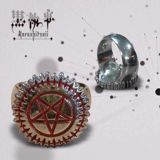 Kuroshitsuji's ring - Pentagram