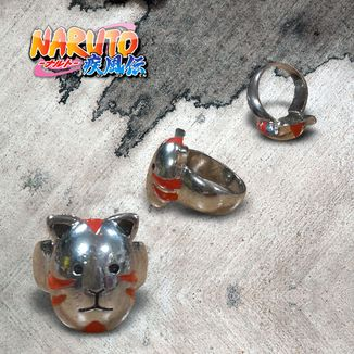 Ring Naruto - Ambu's Mask #2