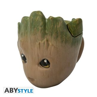 Groot Baby 3D Mug Marvel Comics