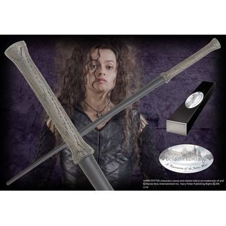 Varita Bellatrix Lestrange - Réplica Oficial Harry Potter
