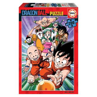 Puzzle 200 Piezas Dragon Ball