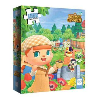 Puzzle Animal Crossing New Horizons 1000 Piezas USAopoly