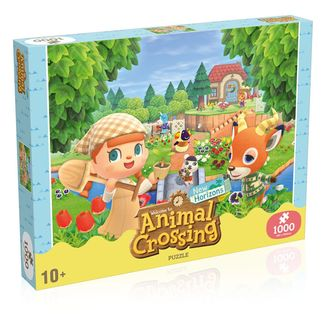 Puzzle Animal Crossing New Horizons 1000 Pieces