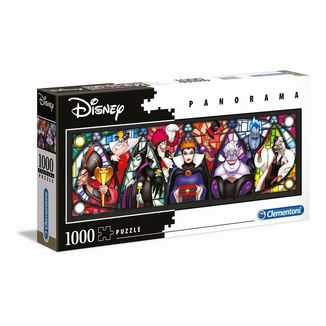 Disney Villains Puzzle 1000 Pieces Panorama