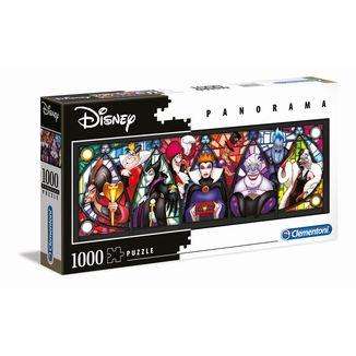 Puzzle 1000 Piezas Villanos Disney Panorama