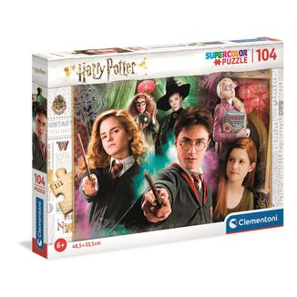 Puzzle 104 Pieces Harry Potter Kids
