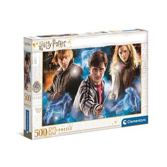 Puzzle 500 Pieces Harry Potter Expecto Patronum
