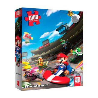 Puzzle Mario Kart Super Mario 1000 Piezas