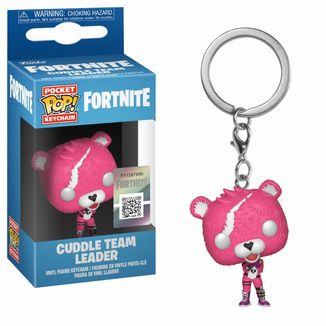 Llavero Cuddle Team Leader Fortnite POP!