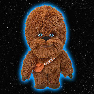 Plush doll Chewbacca (M) Star Wars VII