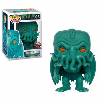 Funko Cthulhu Master Of R'lyeh POP!