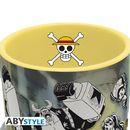 Taza Tripulación de Luffy y Tesoro One Piece