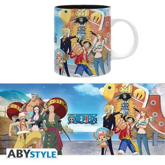 Taza Mugiwara One Piece