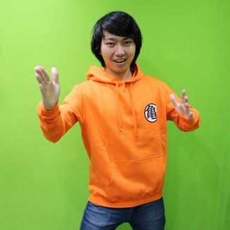 Kanji Kame Sweatshirt Dragon Ball Z