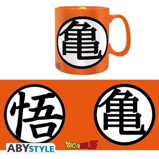 Mug Kanji Dragon Ball Z