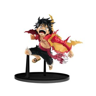 Figura Luffy One Piece BWFC