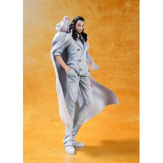 Figure One Piece - Rob Lucci - Figuarts Zero