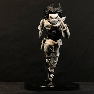 Androide 17 Monchrome Ver. Figure Dragon Ball Z World Figure Colosseum 2018