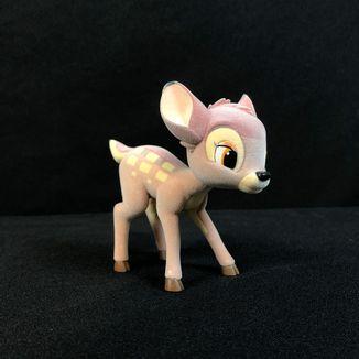 Bambi Fluffy Puffy Figure Disney Characters