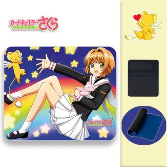 Alfombrilla Cardcaptor Sakura Clear Card - Rainbow