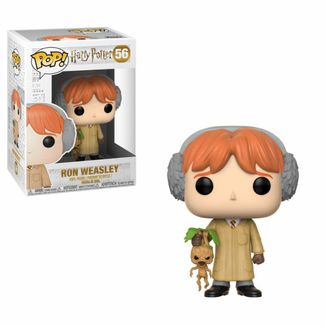 Funko POP! Ron Weasley Herbology Harry Potter