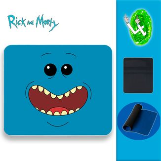 Mouse Pad Rick & Morty - Mr Meeseeks