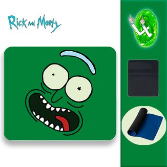 Mouse Pad Rick & Morty - Pickle Rick